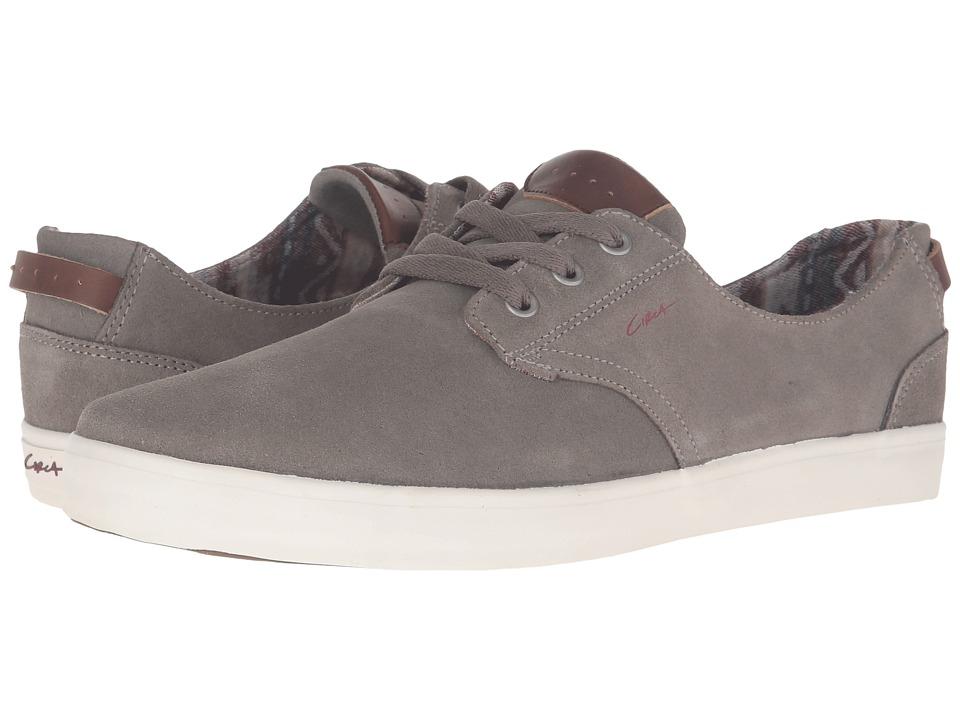 Circa - Harvey (Sage/Tawny Port) Men's Skate Shoes