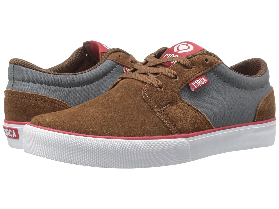 Circa Hesh 2.0 (Brown/Charcoal) Men
