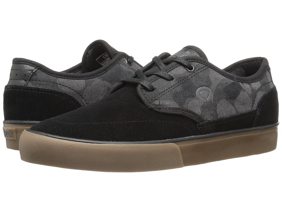 Circa Essential (Black/Camo/Gum) Men