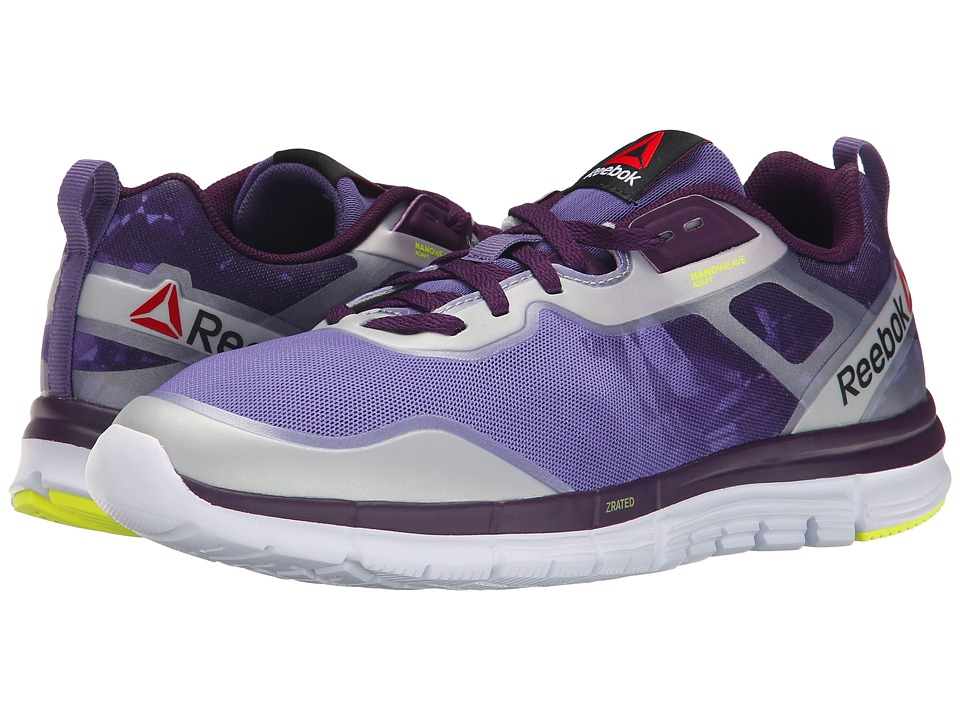 Reebok - ZQuick Soul (Purple Slate/Royal Orchid) Women's Shoes