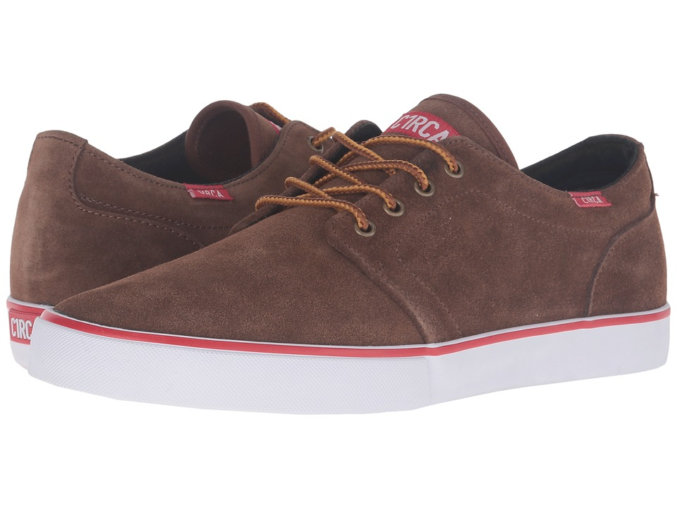 Circa - Drifter (Brown/White) Men's Skate Shoes