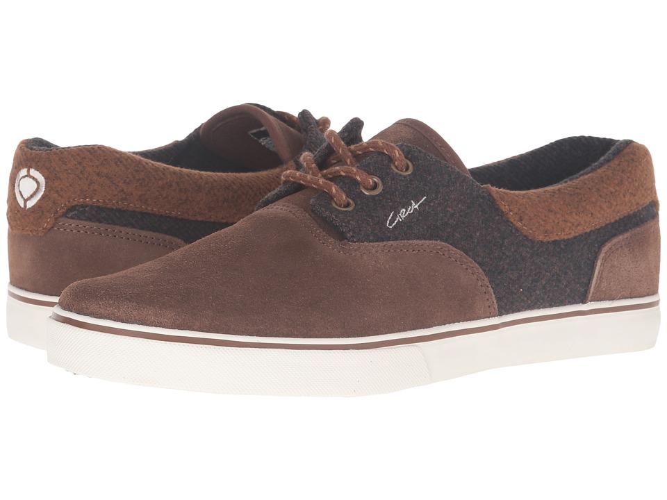 Circa - Valeo SE (Tobacco/Brown) Men's Shoes