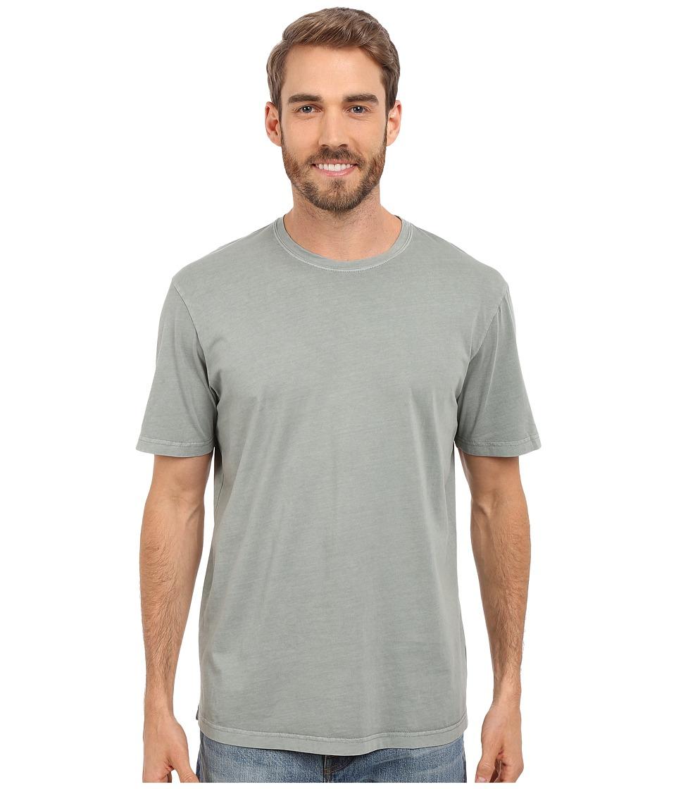 Mod-o-doc - Sunset Short Sleeve Crew (Sage) Men's Short Sleeve Pullover