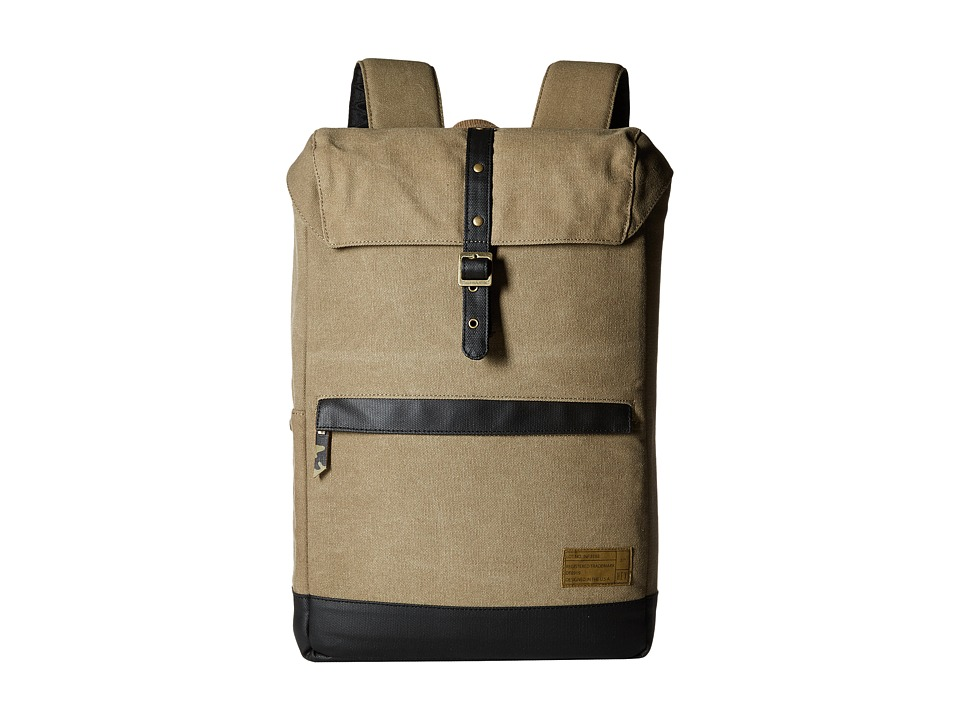 HEX - Alliance Backpack (Khaki) Backpack Bags
