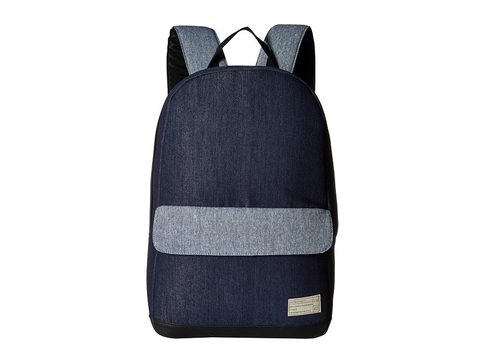 HEX - Echo Backpack (Denim/Tweed) Backpack Bags