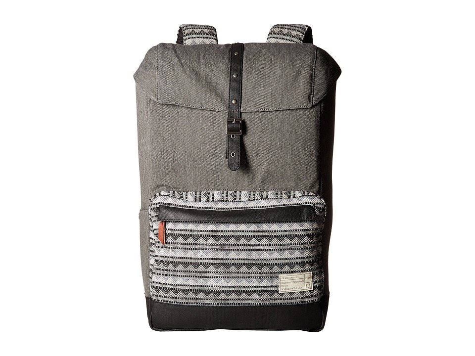 HEX - Coast Backpack (Grey/Geo) Backpack Bags