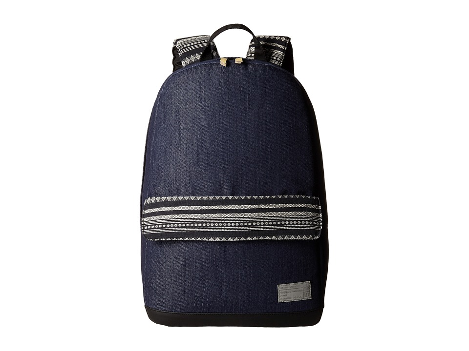 HEX - Echo Backpack (Denim/Stripe) Backpack Bags
