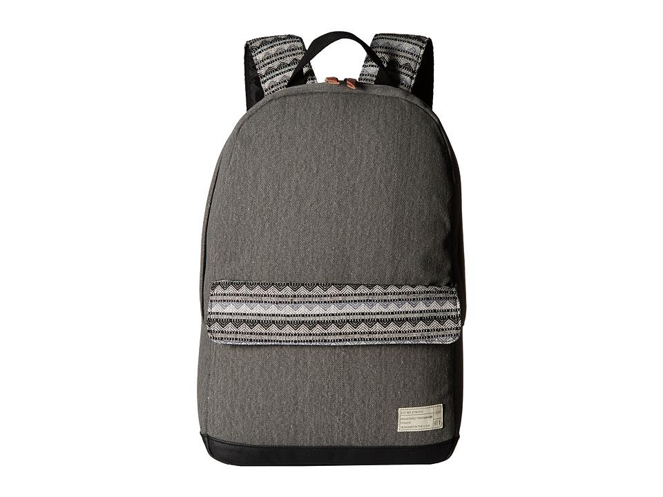 HEX - Echo Backpack (Grey/Geo) Backpack Bags