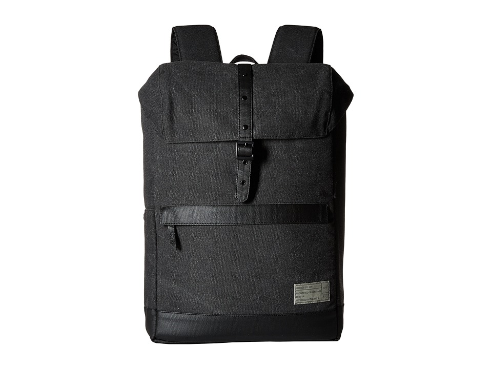HEX - Alliance Backpack (Charcoal Canvas) Backpack Bags