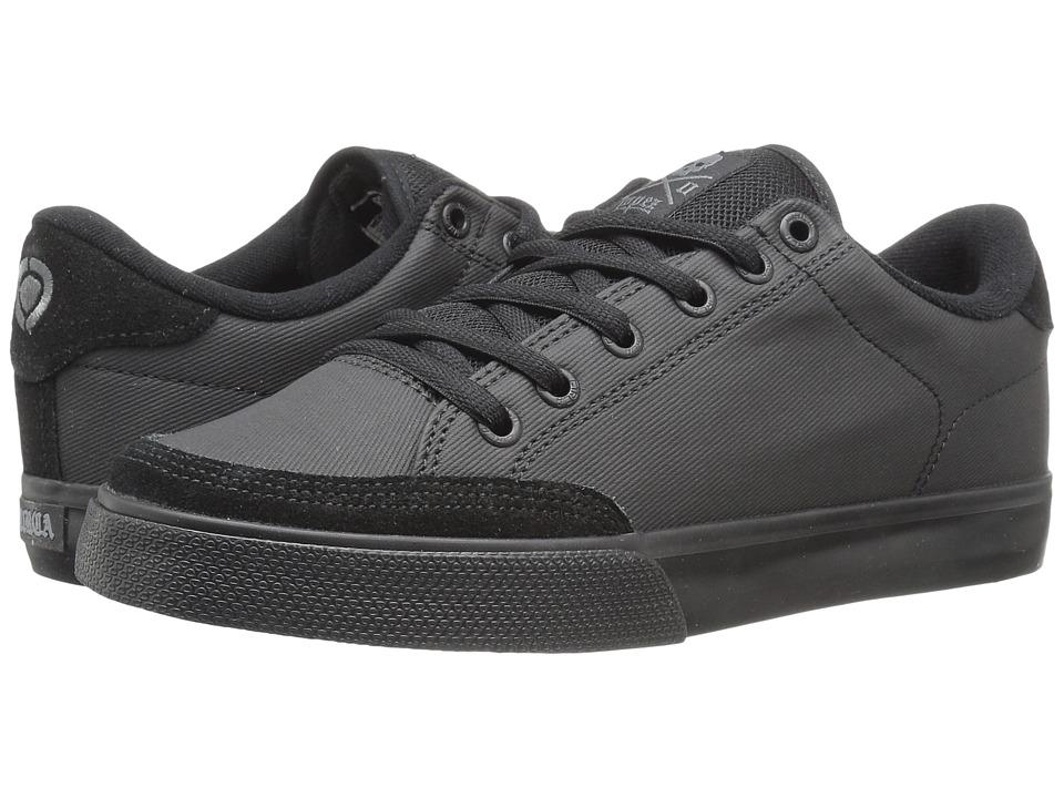 Circa - AL50 (Black/Black/Gray) Men's Shoes