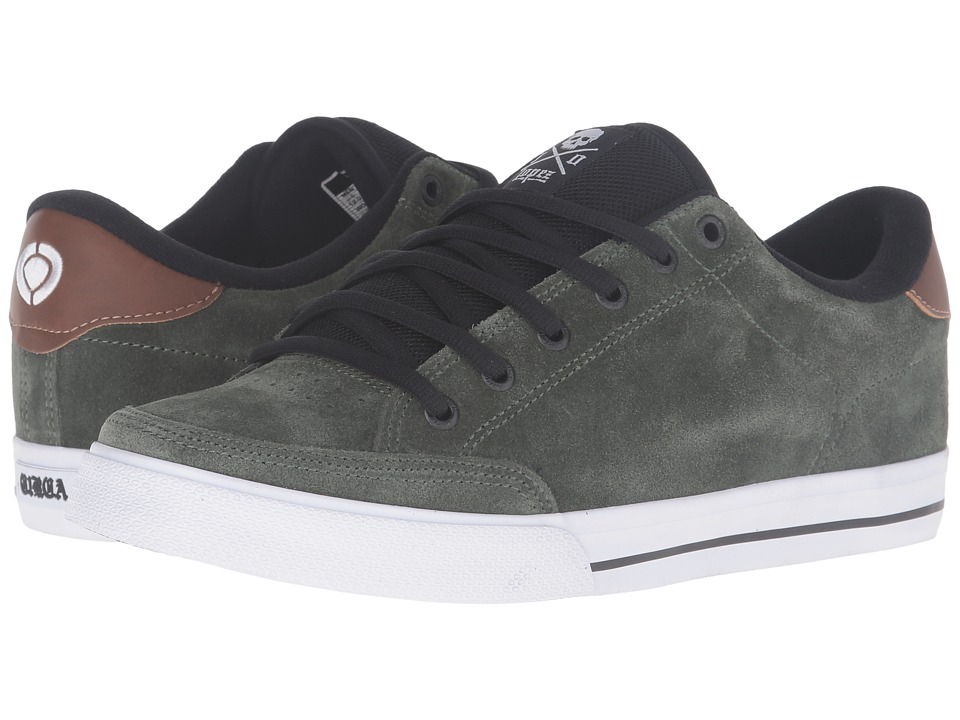 Circa - AL50 (Olive/Black/White) Men's Shoes