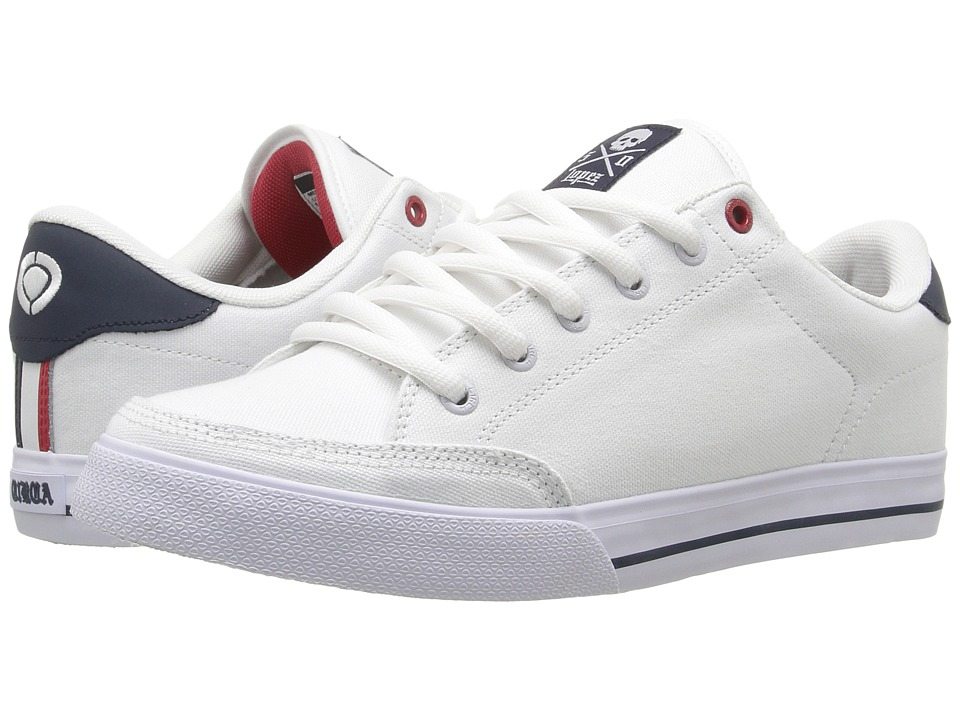 Circa - AL50 (Red/White/Blue) Men's Shoes