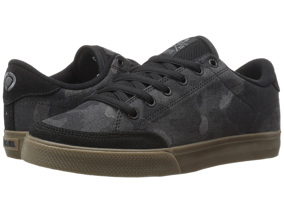 Circa - AL50 (Black/Camo/Gum) Men's Shoes