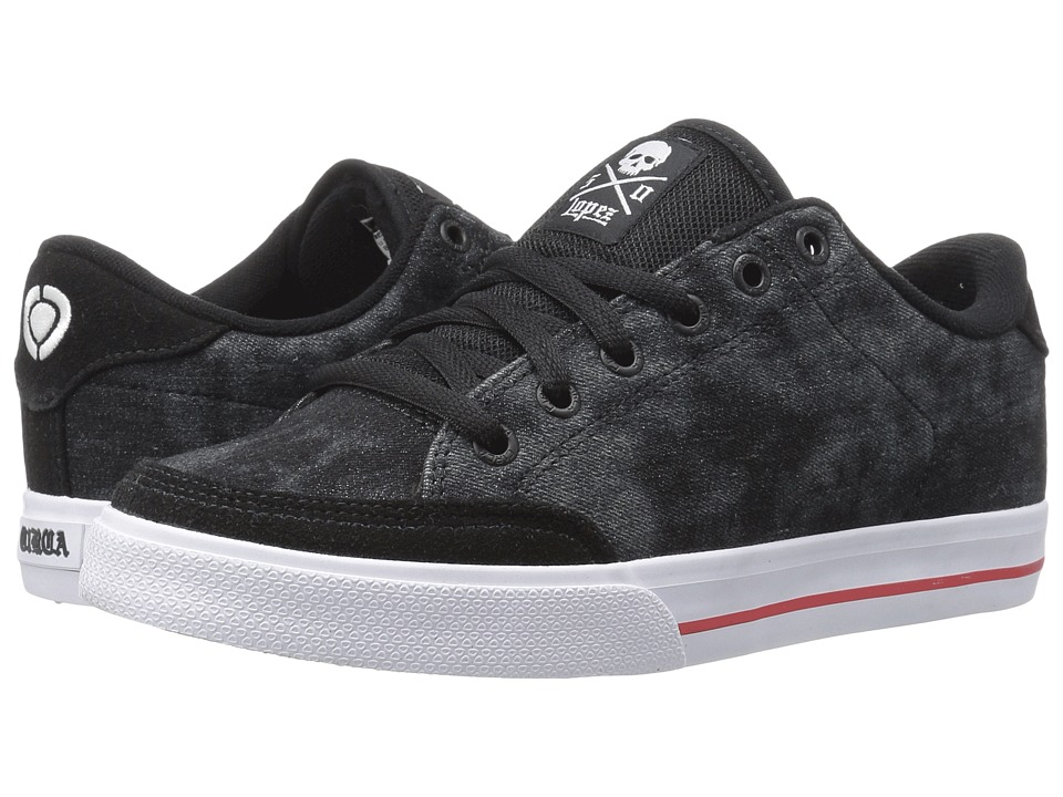 Circa - AL50 (Black/Tie-Dye) Men's Shoes