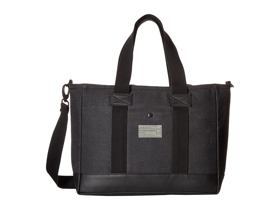 HEX - Work Bag (Charcoal Canvas) Messenger Bags