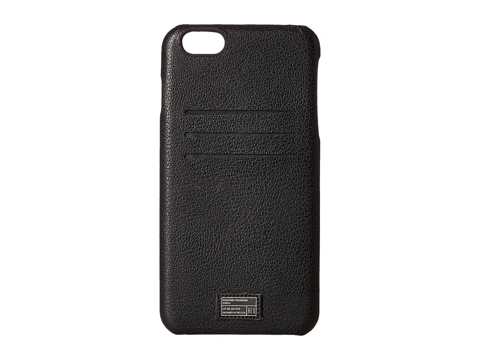 HEX - iPhone6+/6S+ Solo Wallet (Black) Cell Phone Case