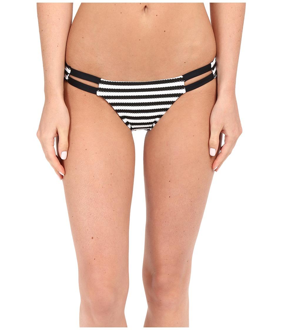 Vitamin A Swimwear - Neutra Hipster Full (Riviera Stripe) Women's Swimwear