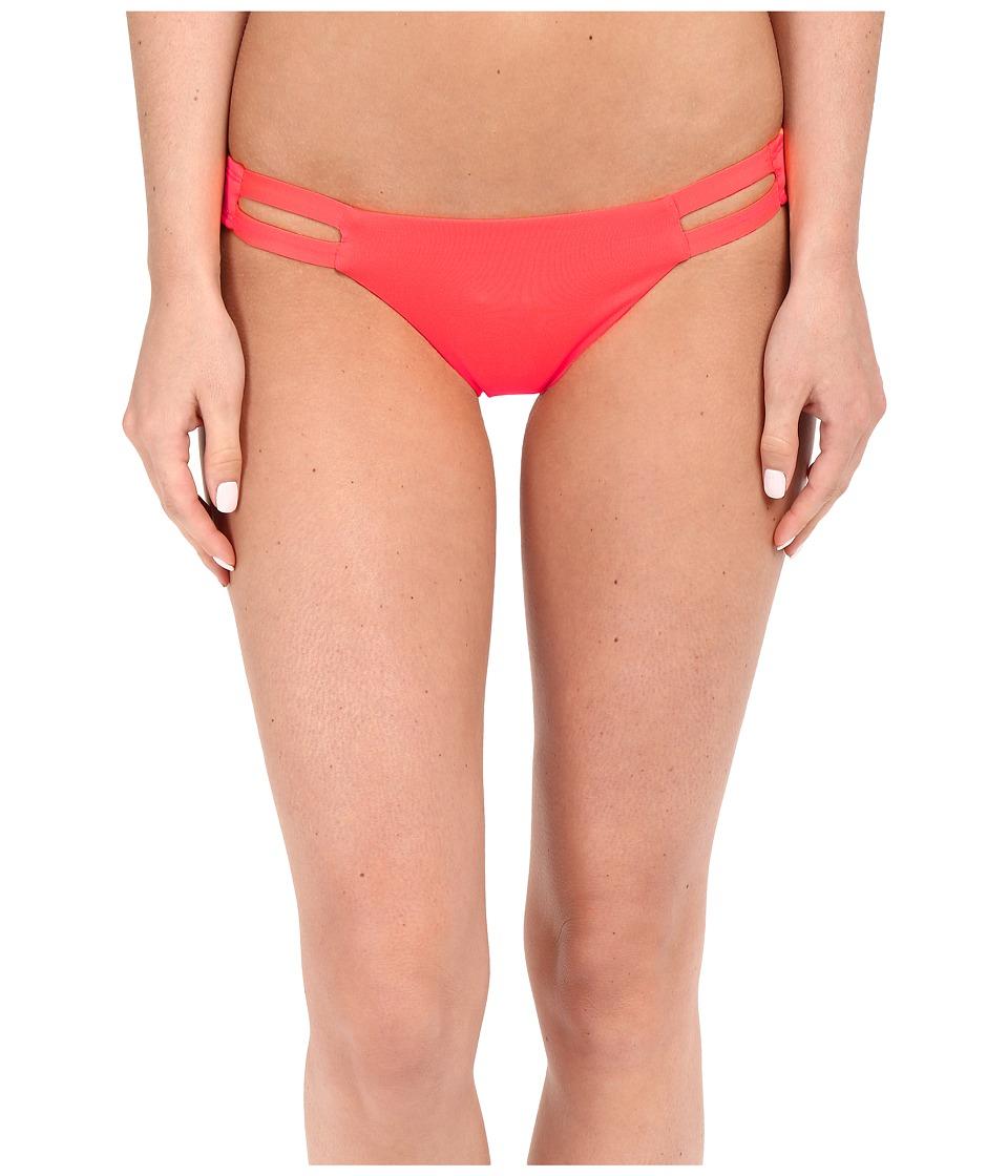 Vitamin A Swimwear - Neutra Hipster (Guava) Women's Swimwear