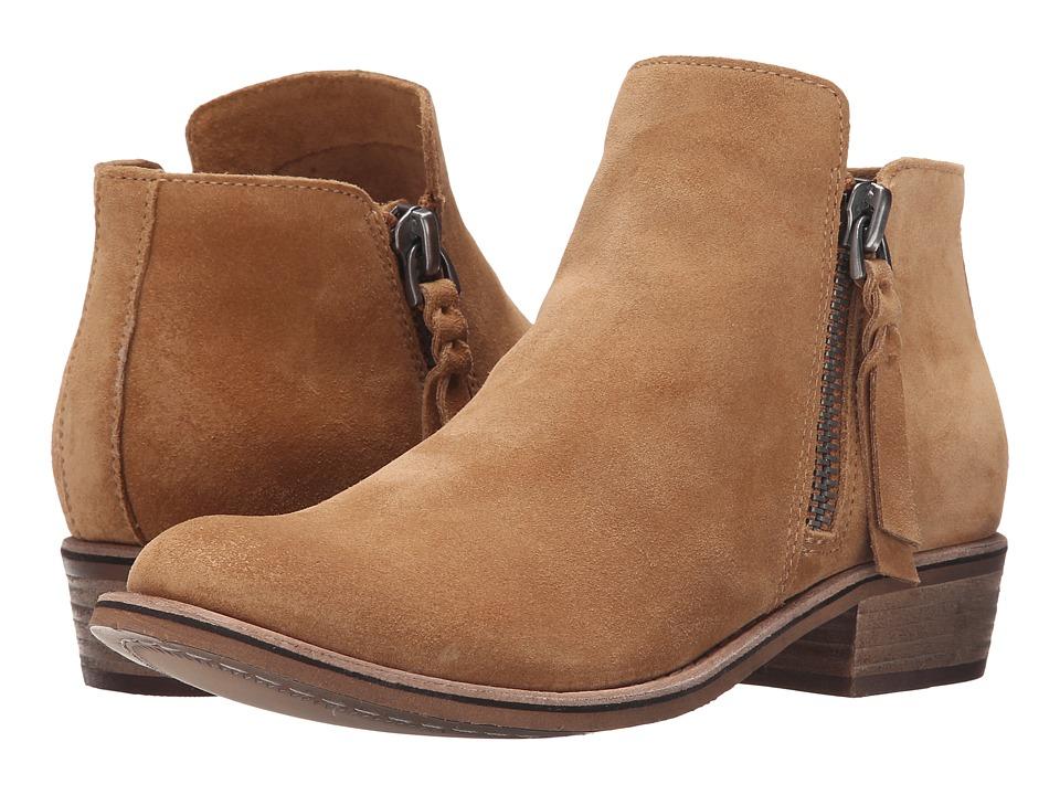 Dolce Vita - Sutton (Camel Suede) Women's Shoes