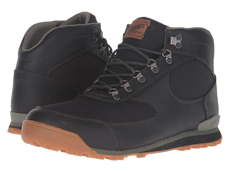 Danner - Jag (Black) Men's Work Boots