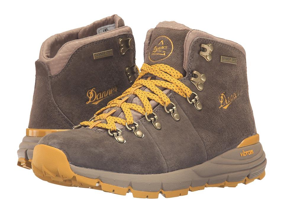 Danner - Mountain 600 4.5 (Brown/Yellow) Women's Shoes