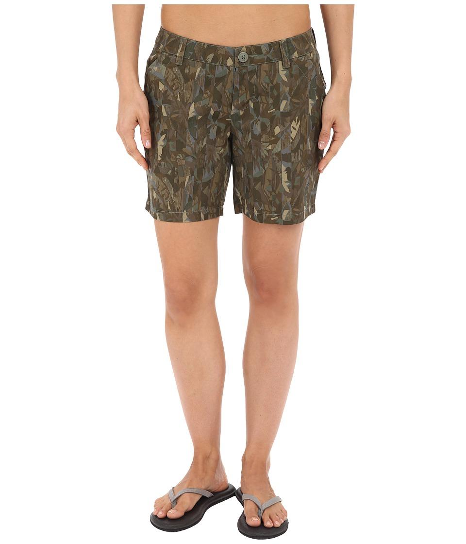Columbia - Kenzie Cove Short (Cypress New Camo) Women's Shorts