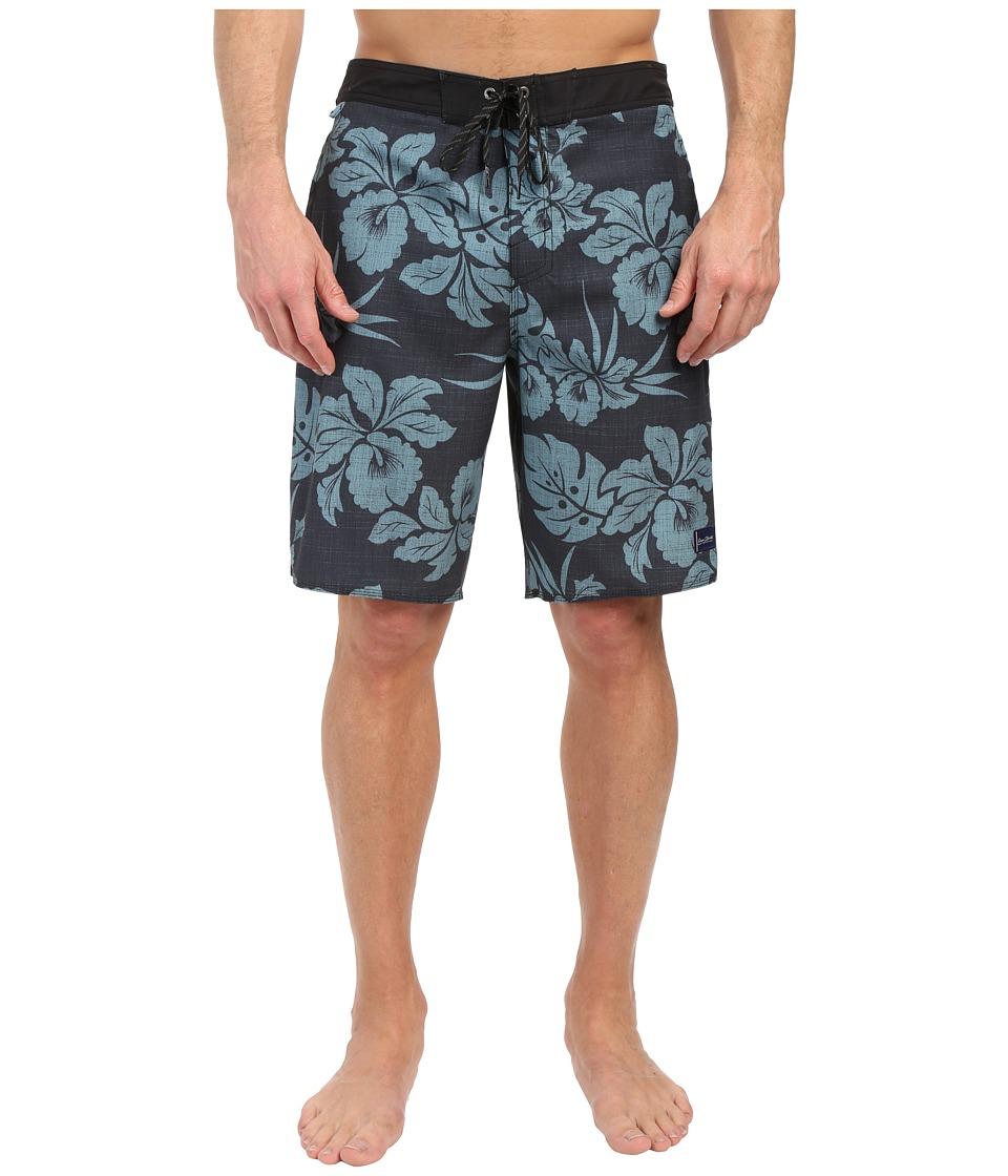 Jack O'Neill - Akala Boardshorts (Black) Men's Swimwear