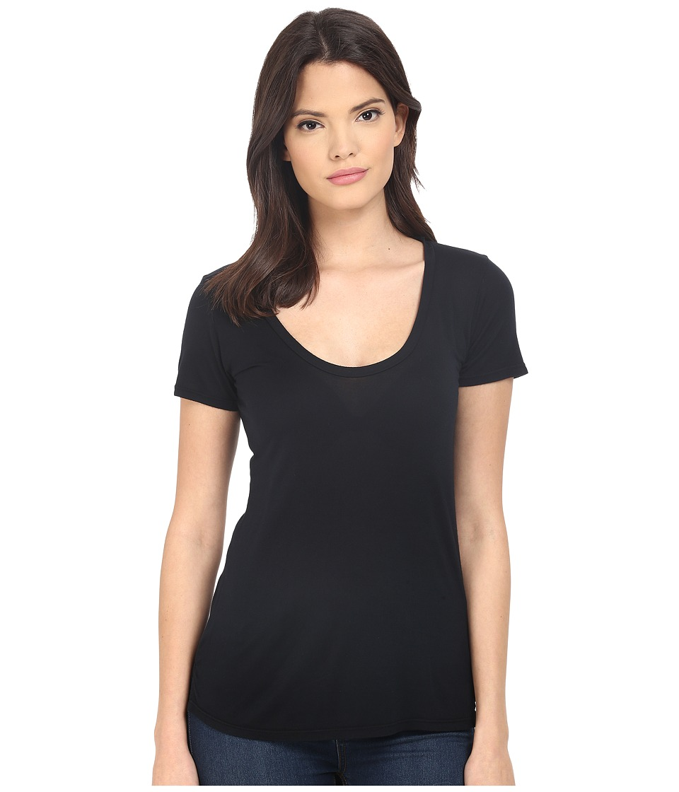 Project Social T - Jamie Tee (Black) Women's Short Sleeve Pullover
