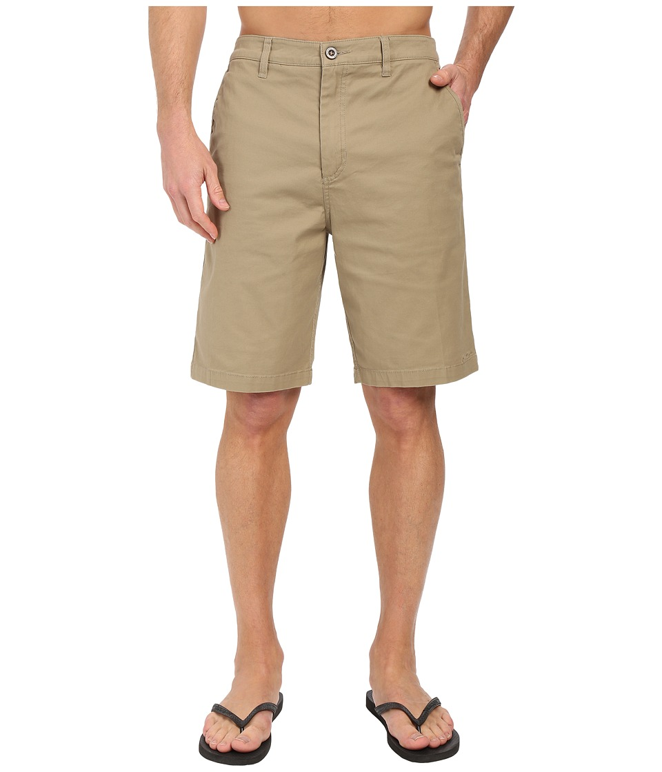 Jack O'Neill - Flagship Walkshorts (Khaki) Men's Shorts