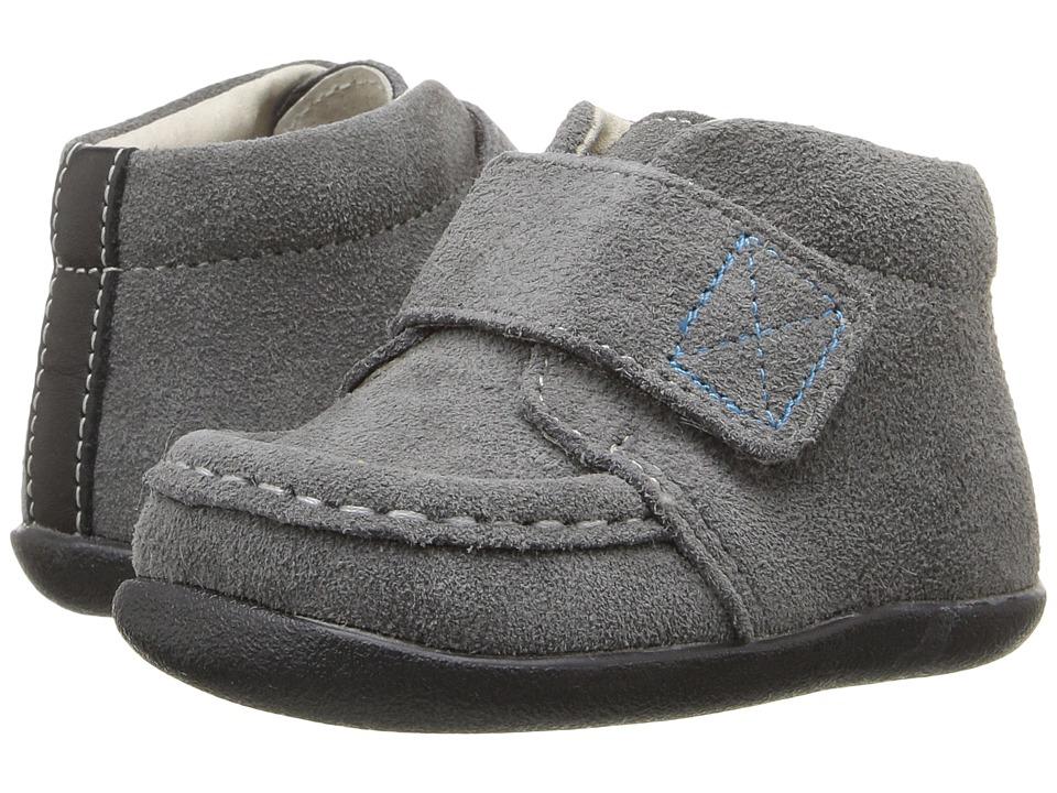 See Kai Run Kids - Desmond (Infant/Toddler) (Gray) Boy's Shoes