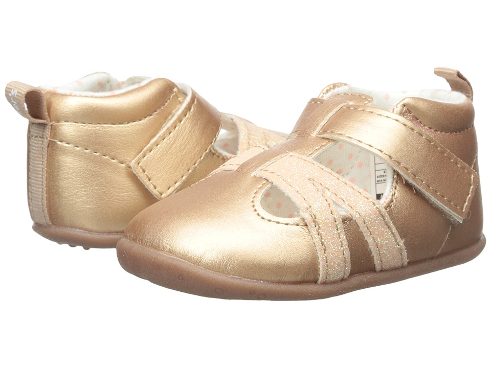 Carters - Bia-P4 (Infant/Toddler) (Rose Gold) Girl's Shoes