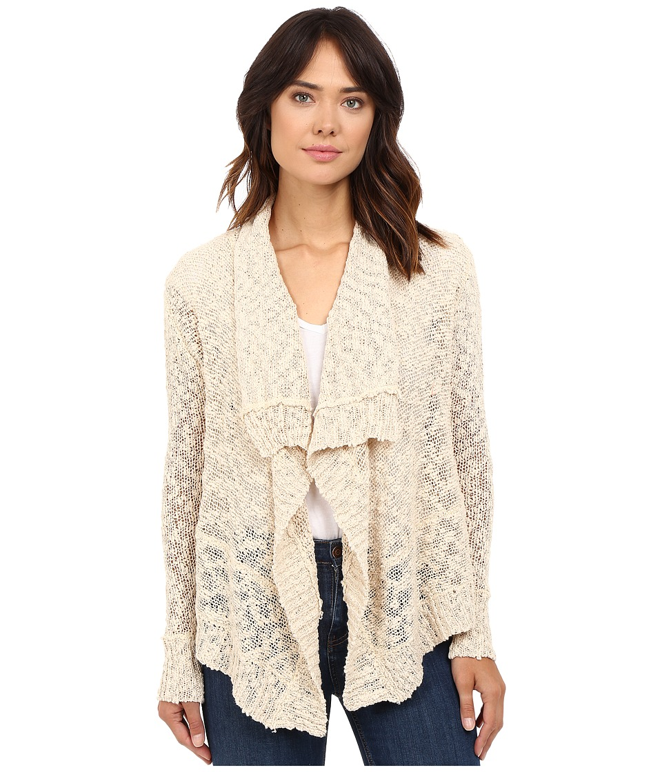 Rip Curl - Venice Cardigan (Natural) Women's Sweater
