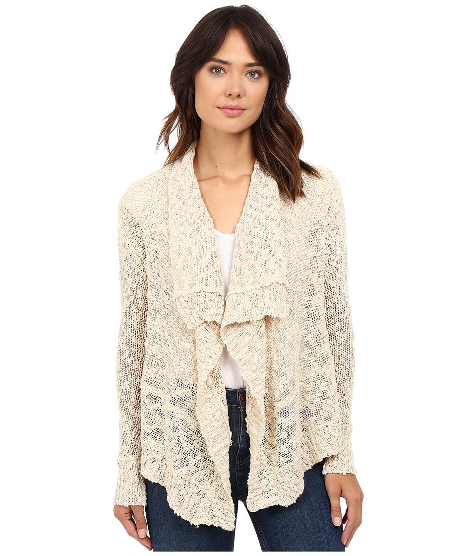 Rip Curl - Venice Cardigan (Natural) Women's Sweater