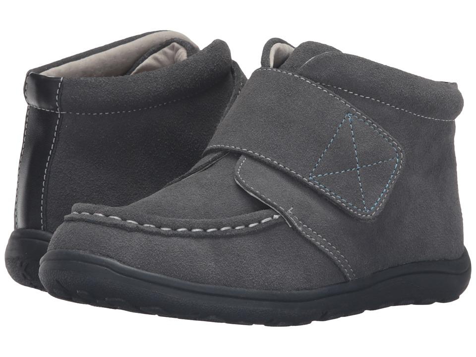 See Kai Run Kids - Desmond (Toddler/Little Kid) (Gray) Boy's Shoes