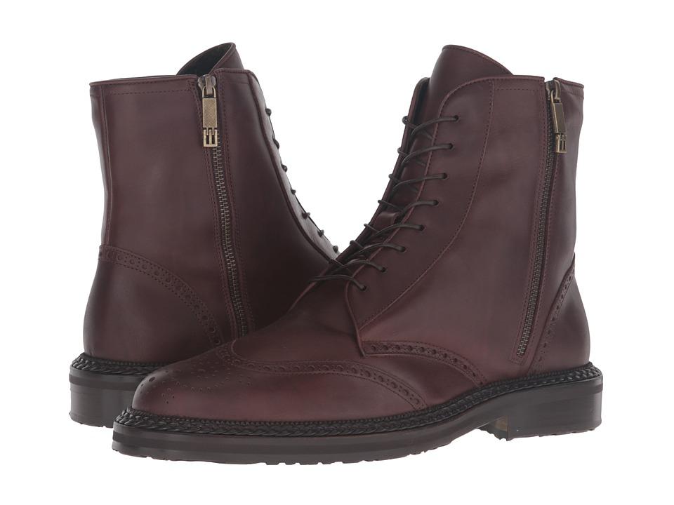 5b52f6cfbc3 Etro Barolo Boot (Brown) Men s Boots
