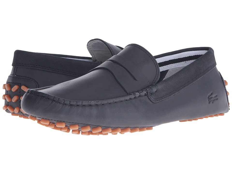 Lacoste - Concours 216 1 (Black) Men's Shoes