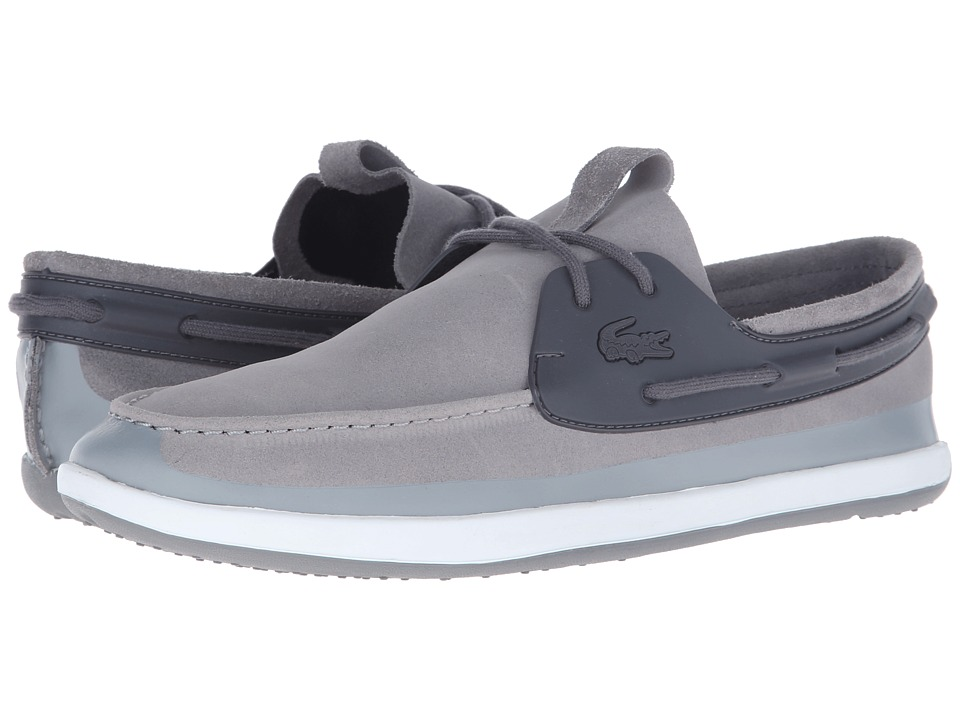 Lacoste - Landsailing 216 1 (Grey) Men