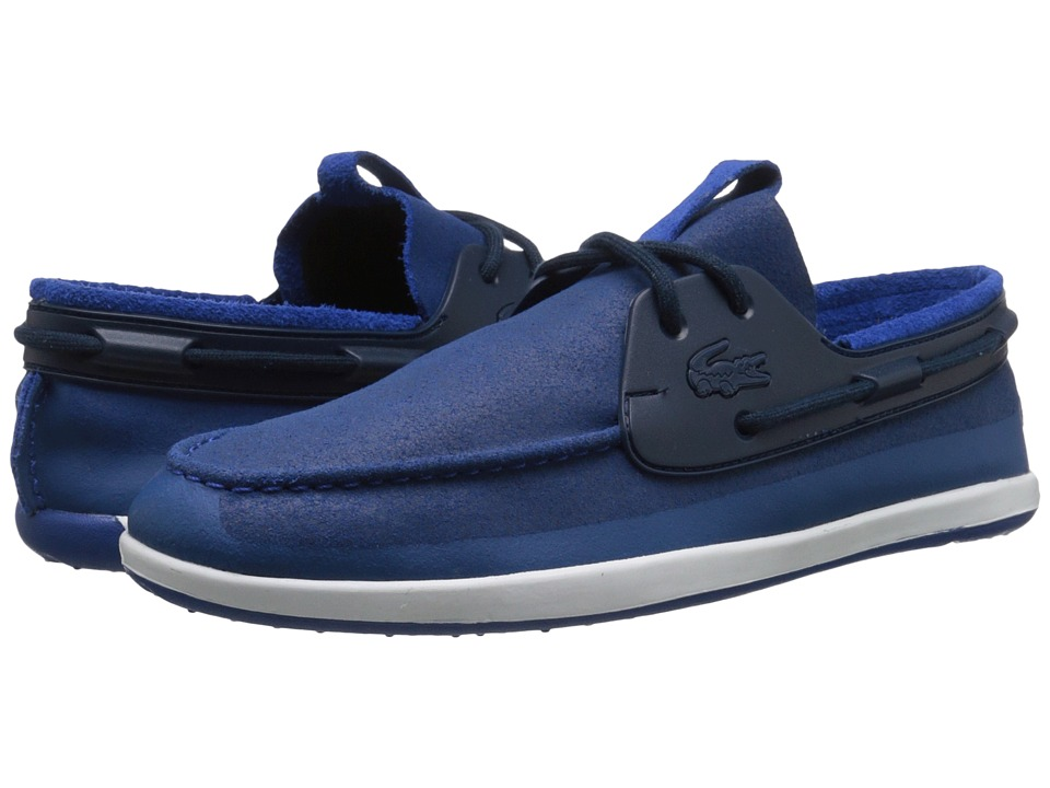 Lacoste - Landsailing 216 1 (Dark Blue) Men
