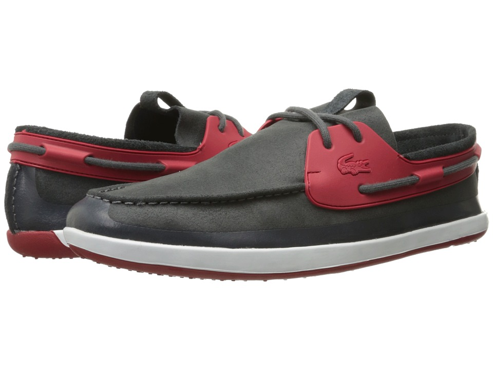 Lacoste - Landsailing 216 1 (Red/Dark Grey) Men