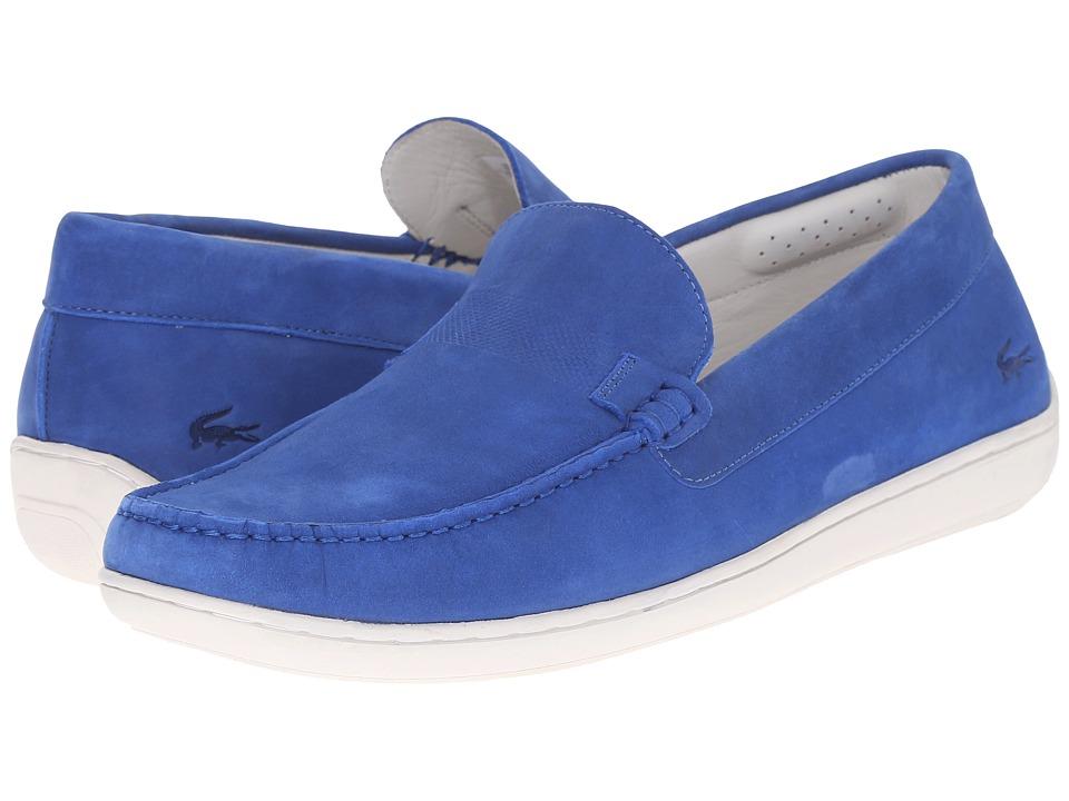 Lacoste - Louveau 216 1 (Dark Blue) Men's Shoes