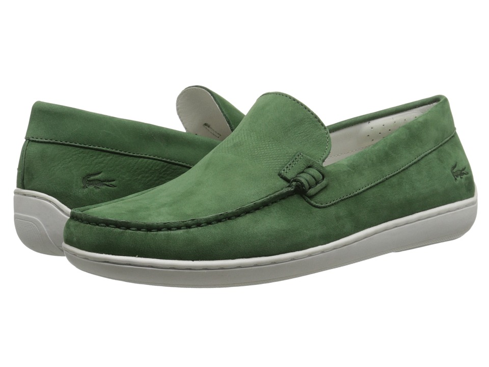 Lacoste - Louveau 216 1 (Dark Green) Men