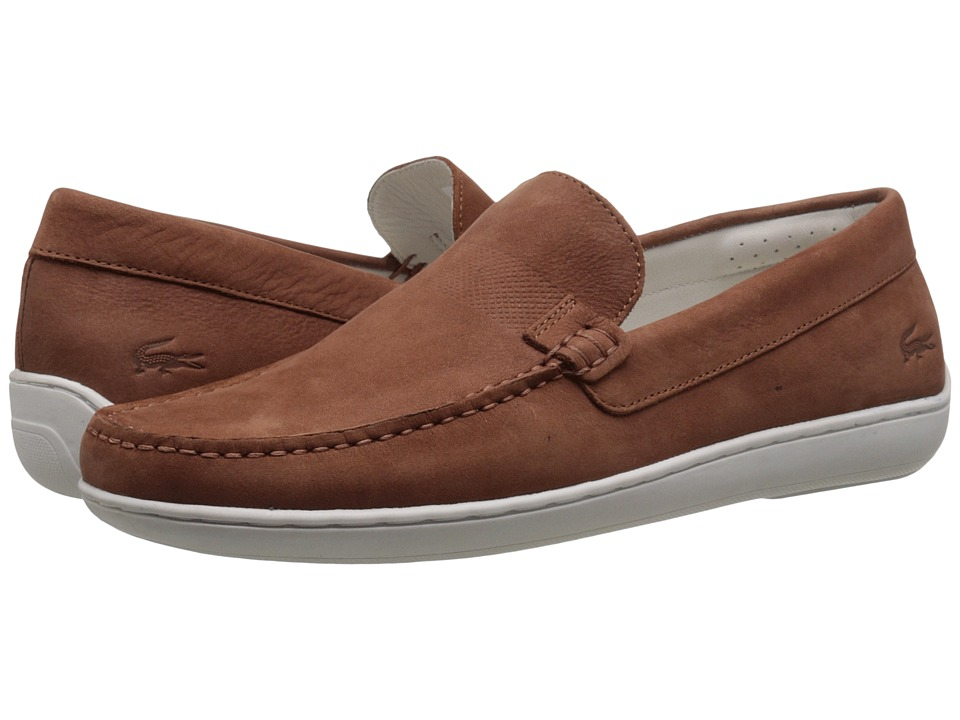 Lacoste Louveau 216 1 (Dark Tan) Men