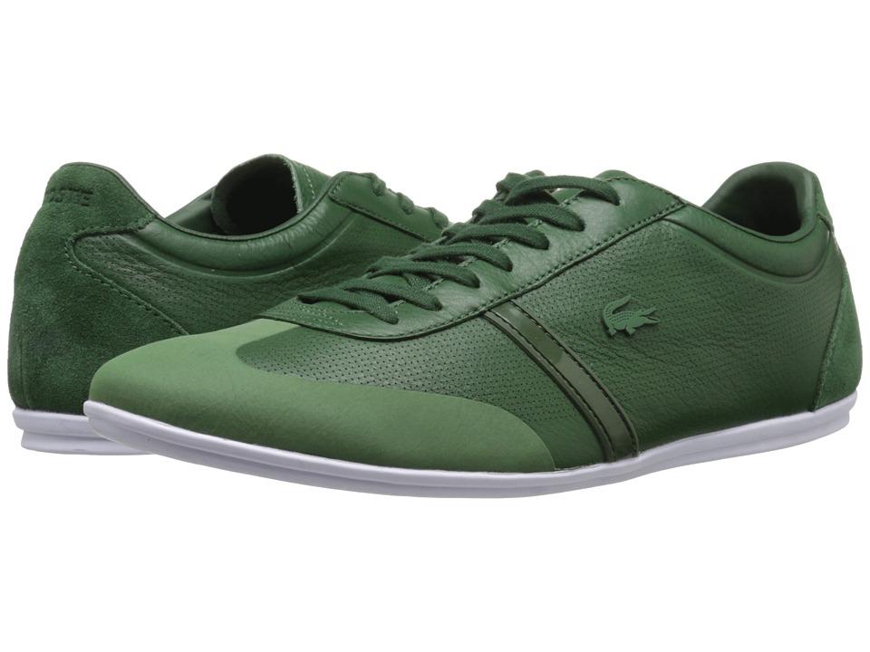 Lacoste - Mokara 216 1 (Dark Green) Men's Shoes