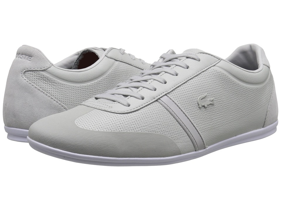 Lacoste - Mokara 216 1 (Light Grey) Men's Shoes