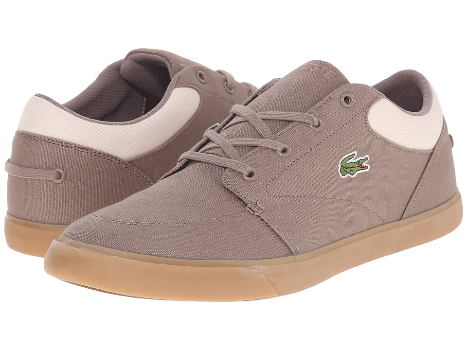Lacoste - Bayliss 216 1 (Light Brown/Light Pink) Men's Shoes
