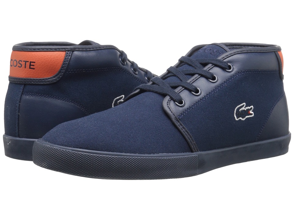 Lacoste Ampthill 216 1 (Navy/Orange) Men