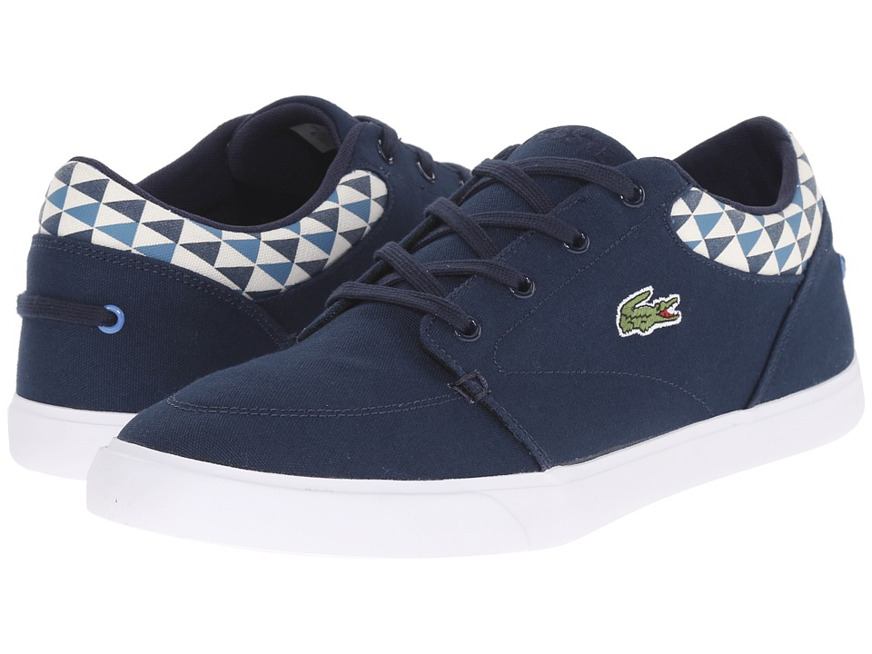 Lacoste - Bayliss 216 2 (Navy/Navy) Men
