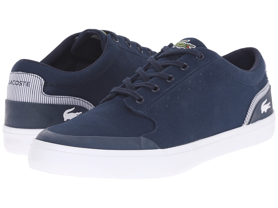 Lacoste - 4HND.15 216 3 (Navy/Navy) Men's Shoes