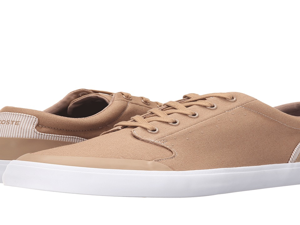 Lacoste - 4HND.15 216 3 (Light Tan/Light Tan) Men
