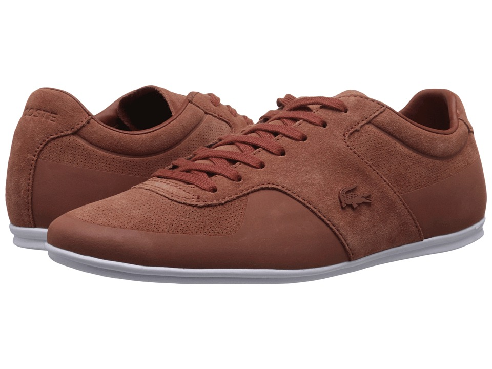 Lacoste - Turnier 216 1 (Dark Tan) Men